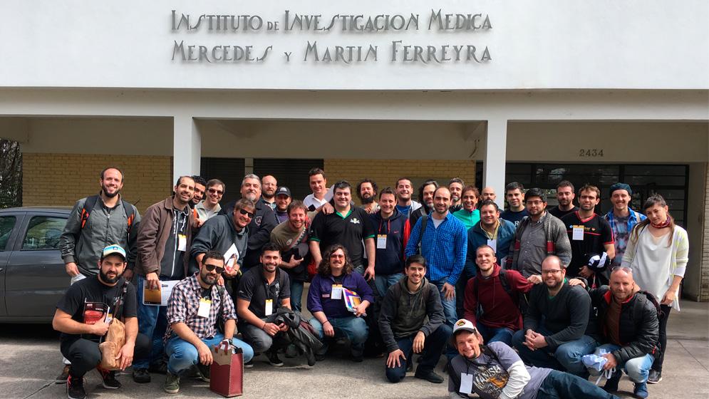 """""""Ciencia y Cerveza"""" capacitó a más de 100 personas en Córdoba"""