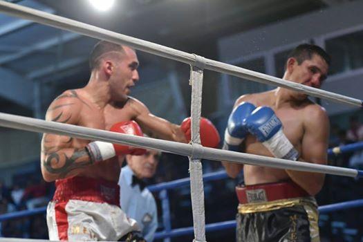 Fofi Moreschi se consagró Campeón Latino Welter