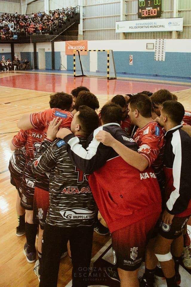 Handball en el Polideportivo