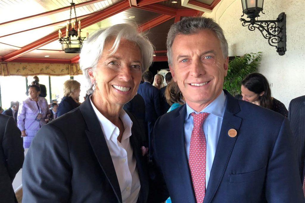 En días el FMI enviará los primeros u$s 15.000 millones