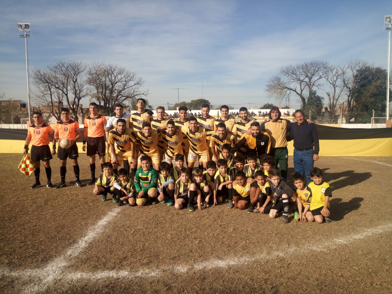 Deportivo Norte goleó 4 a 0 a All Boys
