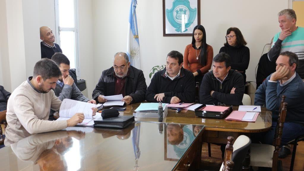El pedido de financiación para el gas natural contó con el apoyo de ambos bloques.