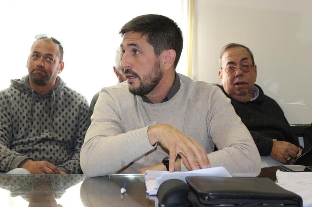Mauro Proto, fundamentando los cambios en la Tarifaria 2018.