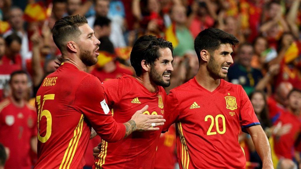 España, a por los tres puntos frente a Irán