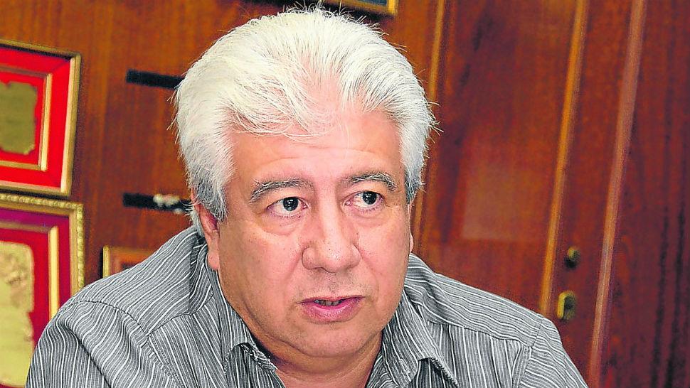Omar Suárez, Luz y Fuerza