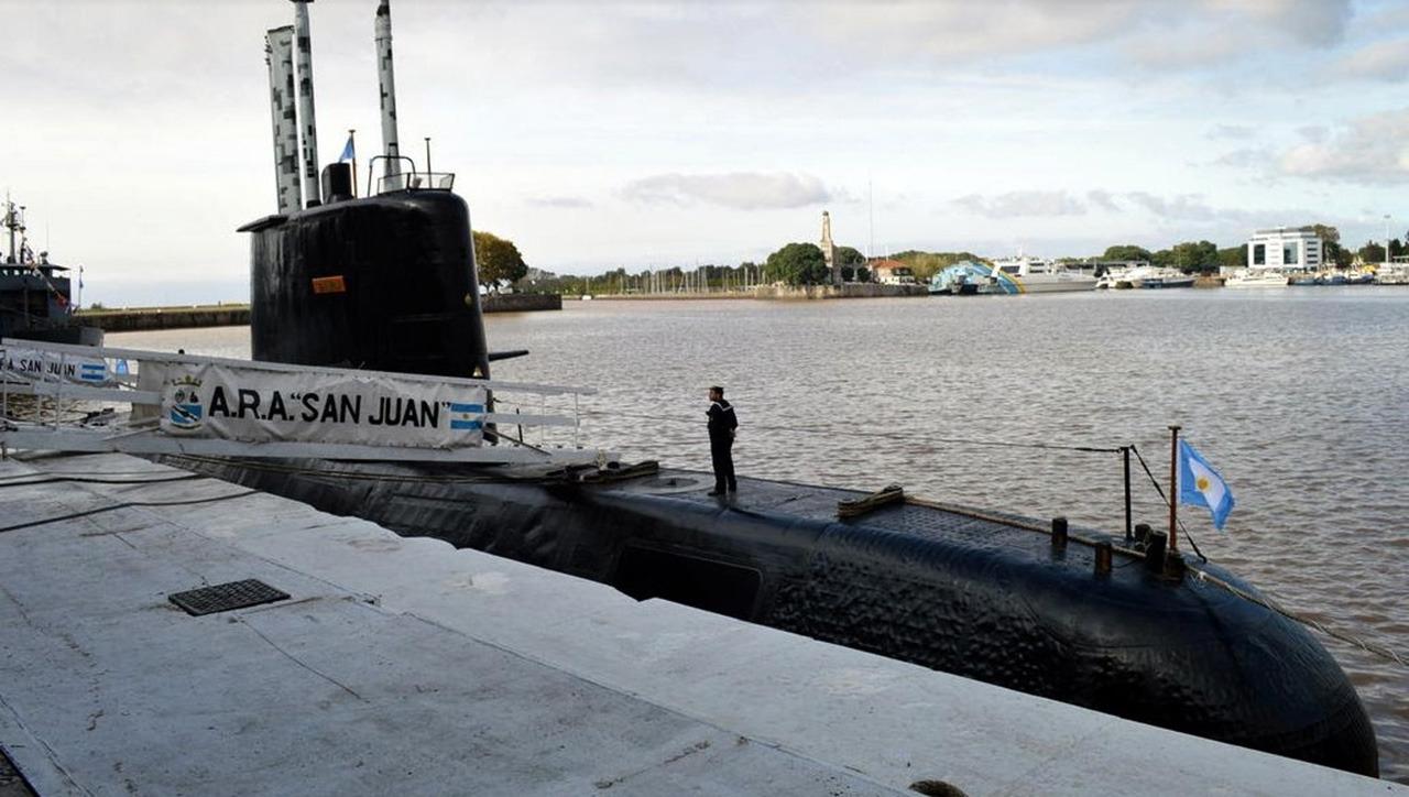 ARA San Juan: el posible contacto fue descartado y continúa su búsqueda