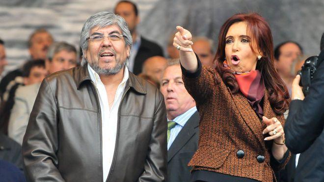 """""""Si no hay otro, tendrá que ser Cristina"""" dijo Moyano sobre el candidato del PJ"""
