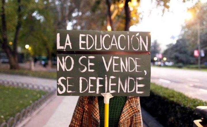 Docentes de todo el país marcharán hoy en defensa de la educación pública