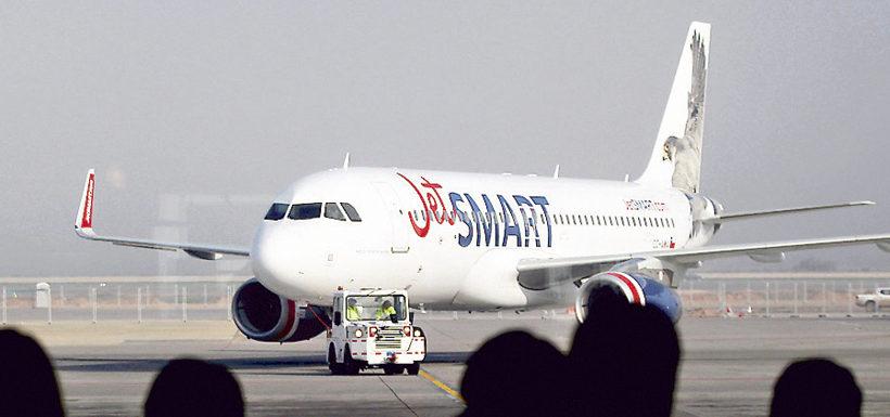 Nueva low cost: llega al país la aerolínea JetSmart