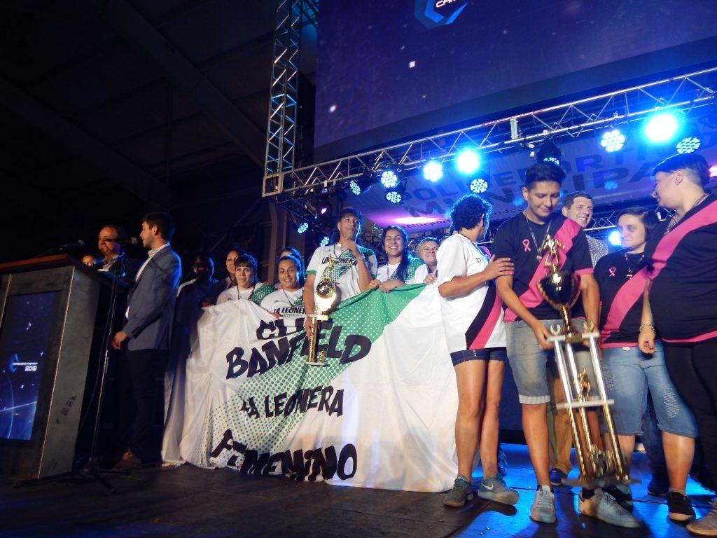 El deporte de Alta Gracia tuvo su gran fiesta anual
