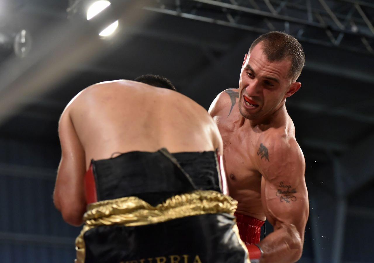 El gran fin de semana del boxeo de Alta Gracia