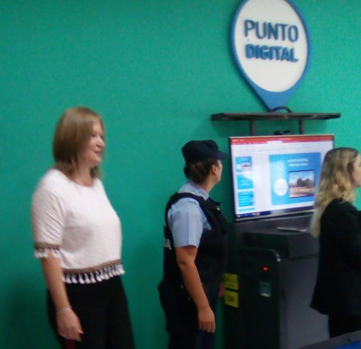 Villa San Isidro ya tiene su Punto Digital para todos los vecinos