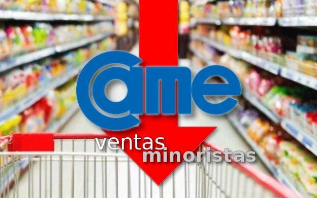 Las ventas minoristas siguen cayendo | AG Noticias