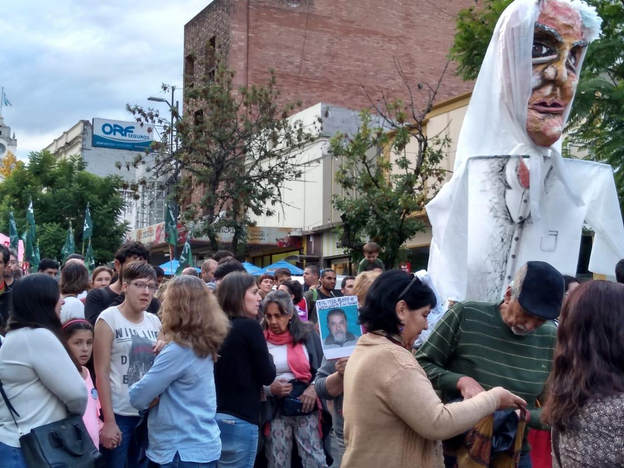 Miles marcharon por Memoria, Verdad y Justicia