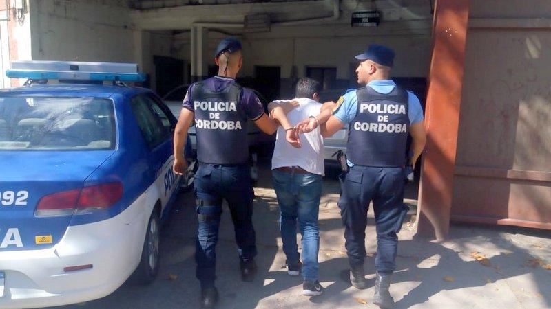 Eran de Córdoba, vinieron por Peperina... con inhibidores de alarma