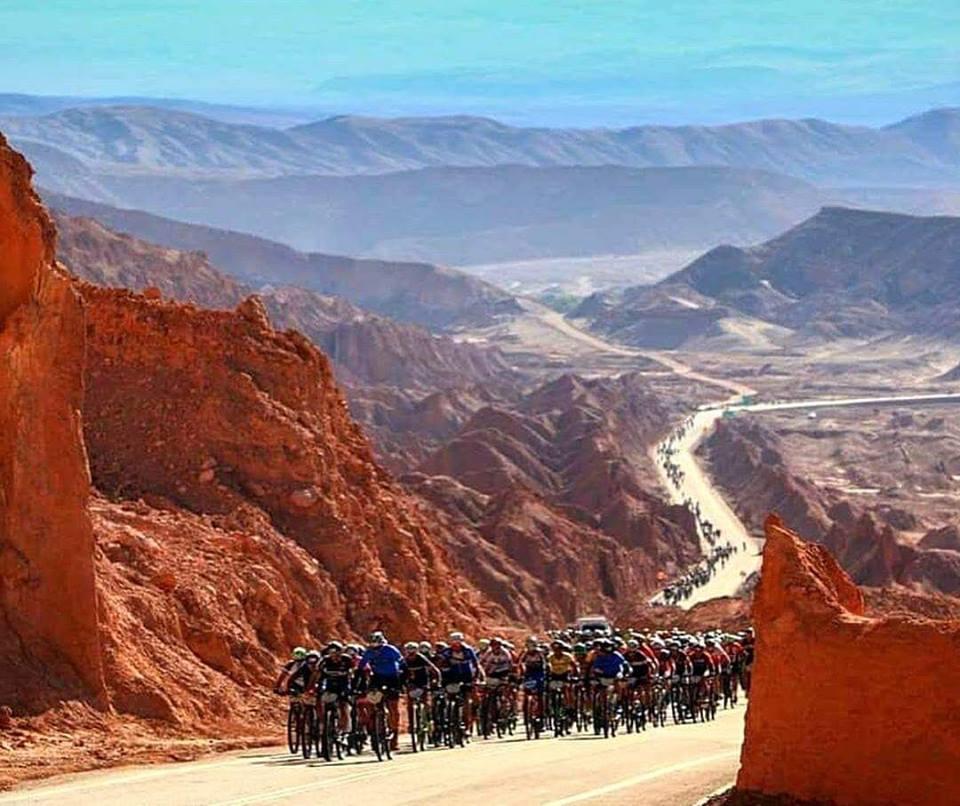 Lito Oviedo y Sebastián Quiroga ganaron la Atacama Challenger