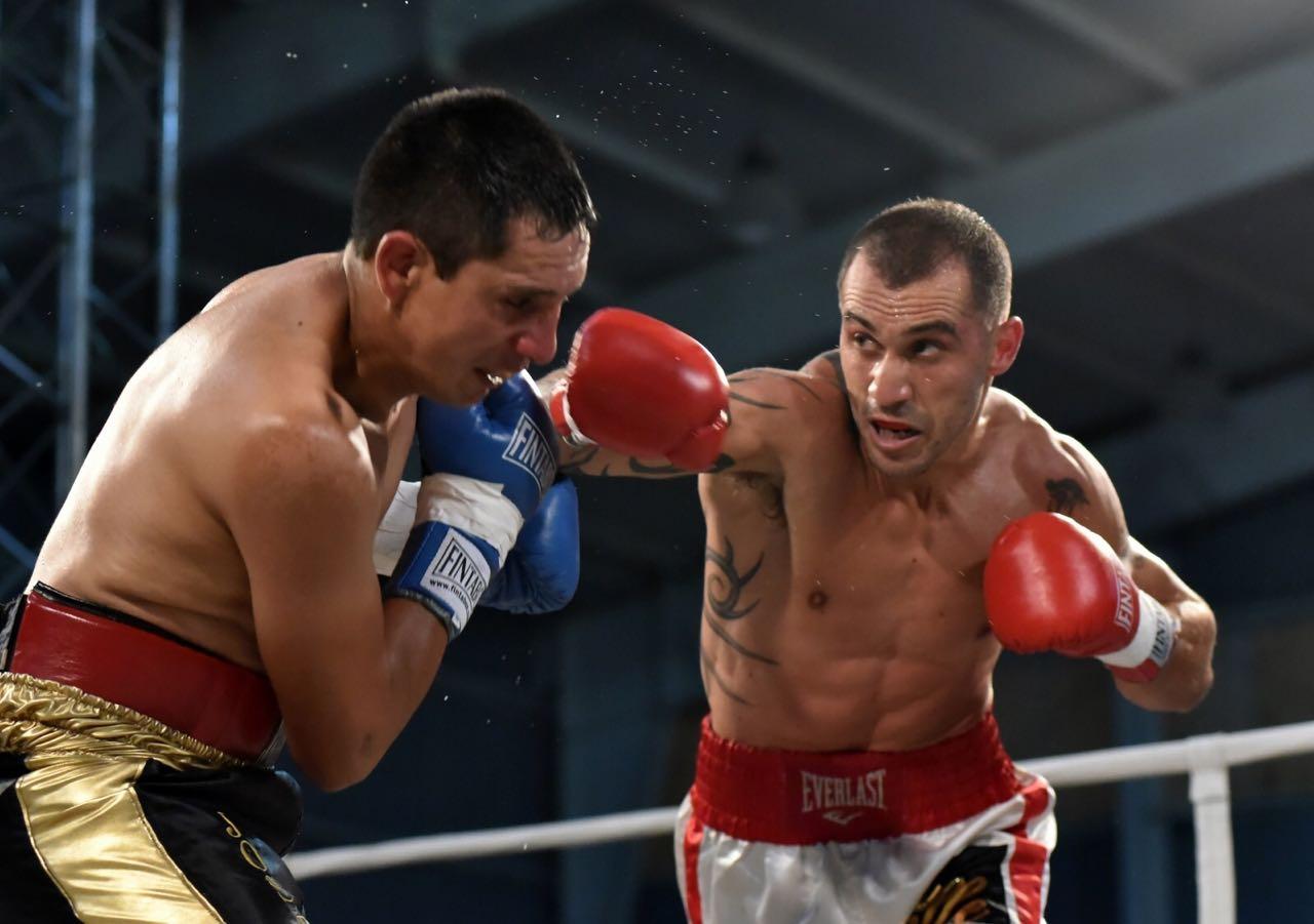 Combatirá ante Carlos Ocampo, un mexicano con muy buen récord.