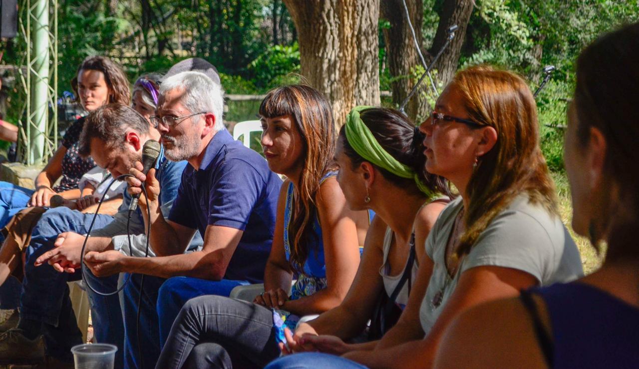 """Elecciones 2019: """"Juntos por Anisacate"""" realizó su acto de lanzamiento"""