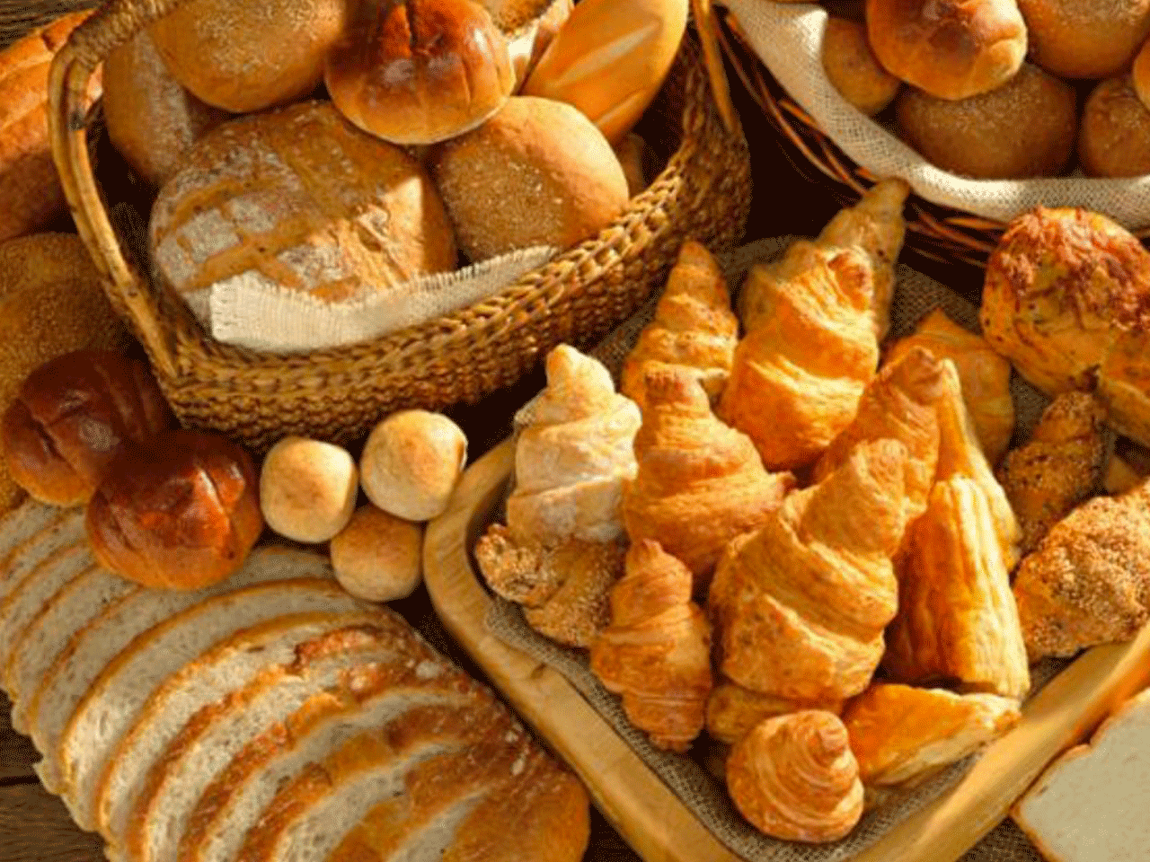La suba fue en el pan francés de $7; $2 en las facturas y $10 para los criollos.