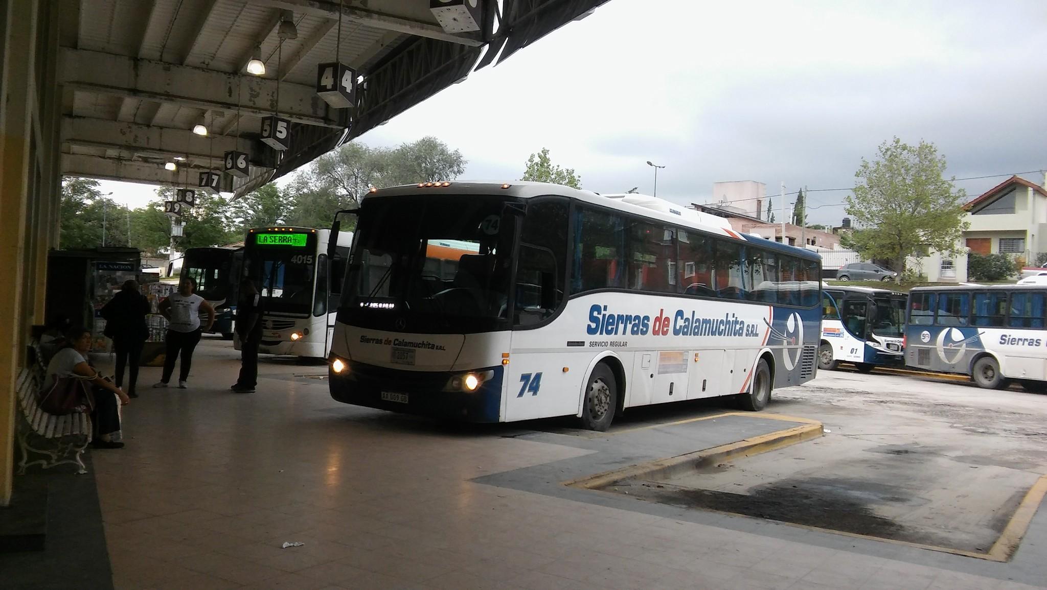 Elecciones: el domingo habrá transporte interurbano gratuito