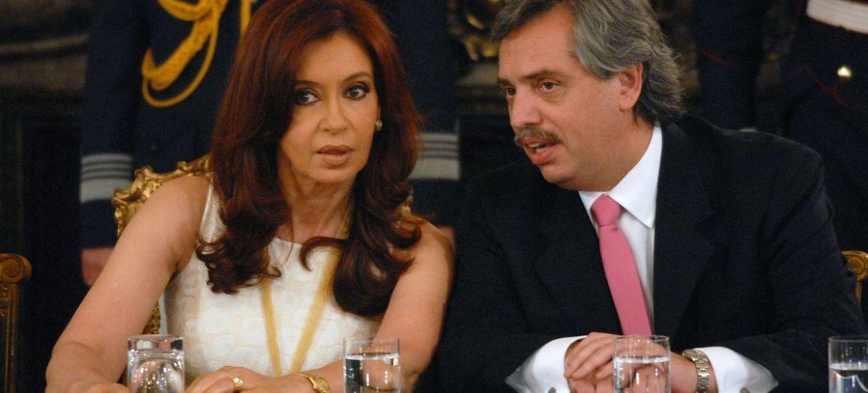 Cristina anunció su postulación a vice: Alberto Fernández irá como presidente