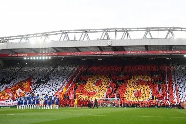 Liverpool nunca se rinde
