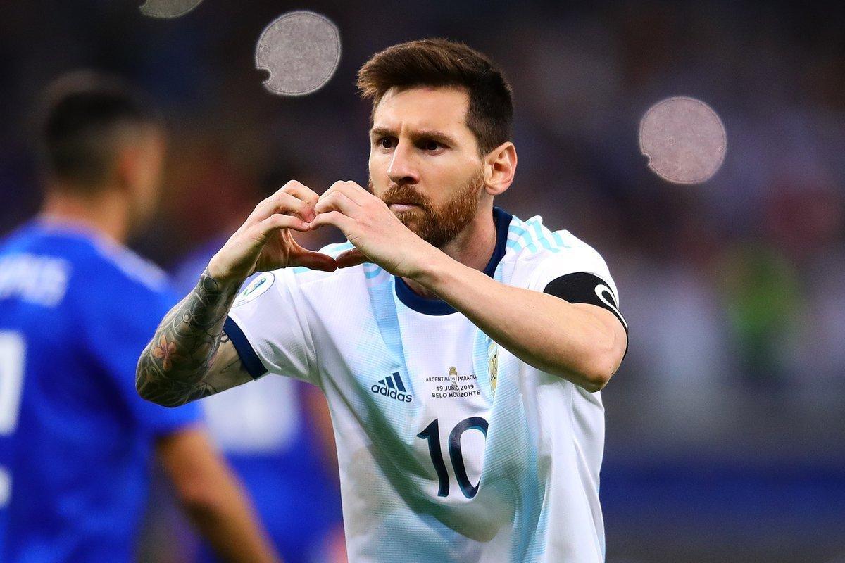 Lionel Messi nació un 24 de junio de 1987