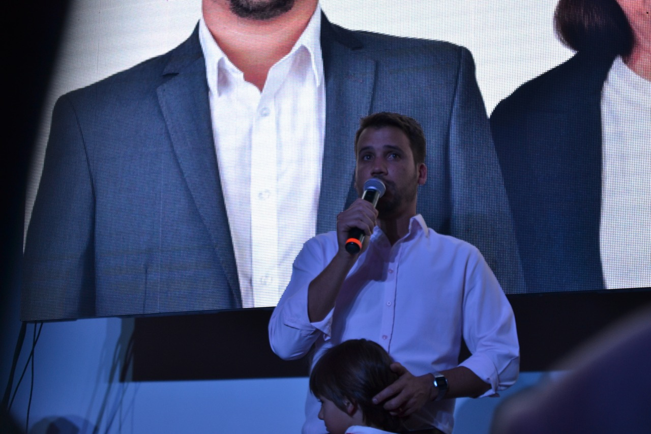 Marcos Torres cuenta las propuestas para Alta Gracia