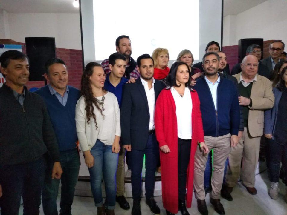 """""""Alta Gracia Crece"""" presentó sus candidatos y propuestas"""