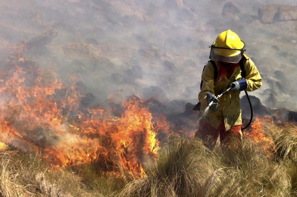 Los bomberos cordobeses, finalmente, no viajan al Amazonas