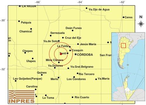 Tembló la ciudad: sismo de 3.4 grados