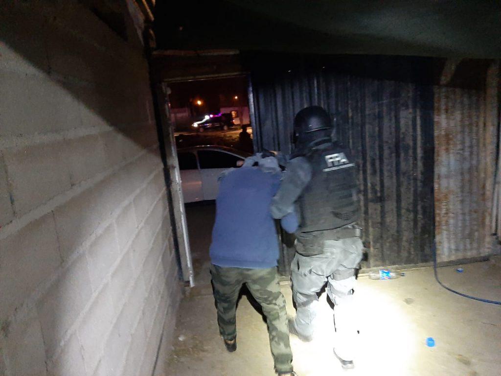 Detuvieron a dos líderes narcos de Alta Gracia, en operativos de la FPA