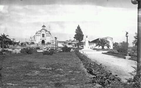 Un 25 de abril de 1932, cuando se lo designó como cura párroco de Alta Gracia,