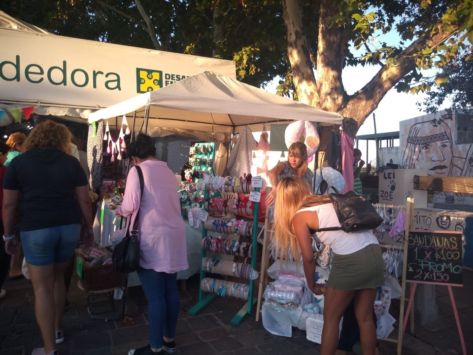 Vuelve a realizarse la tradicional Feria de Emprendedores Alta Gracia