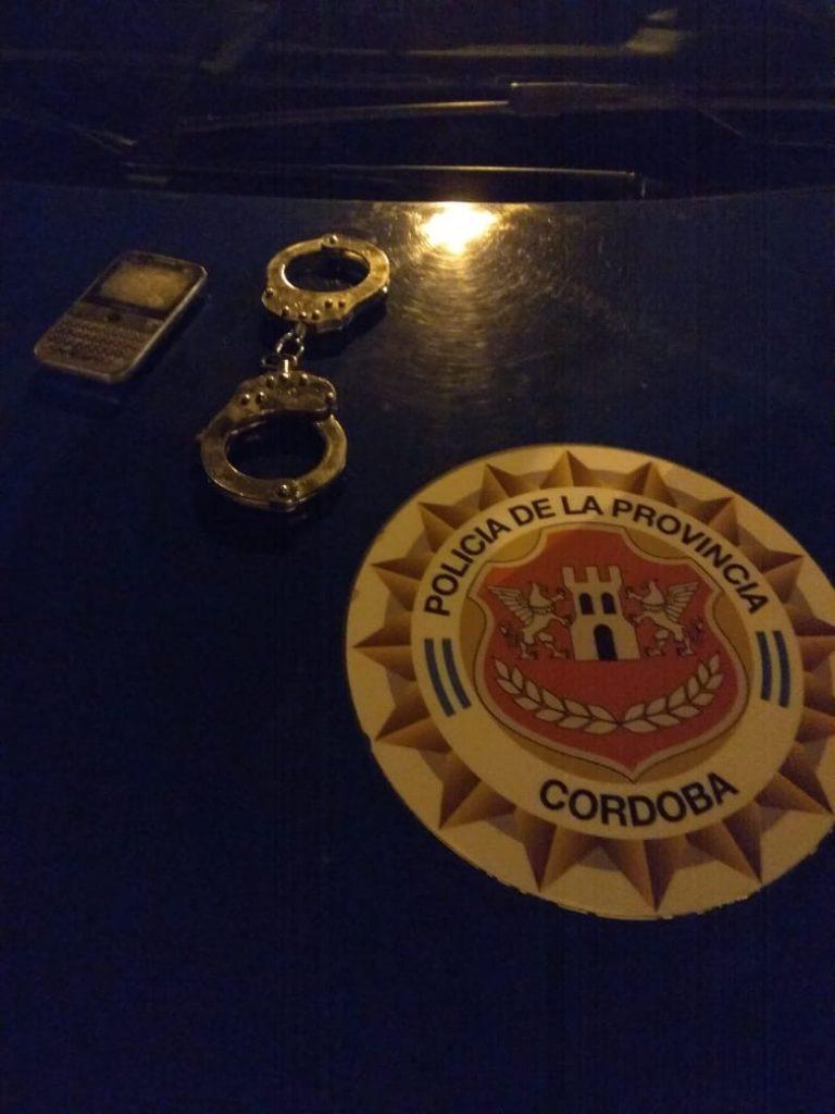 Luego de la alerta de un vecino, la Policía recuperó elementos robados en Villa Oviedo