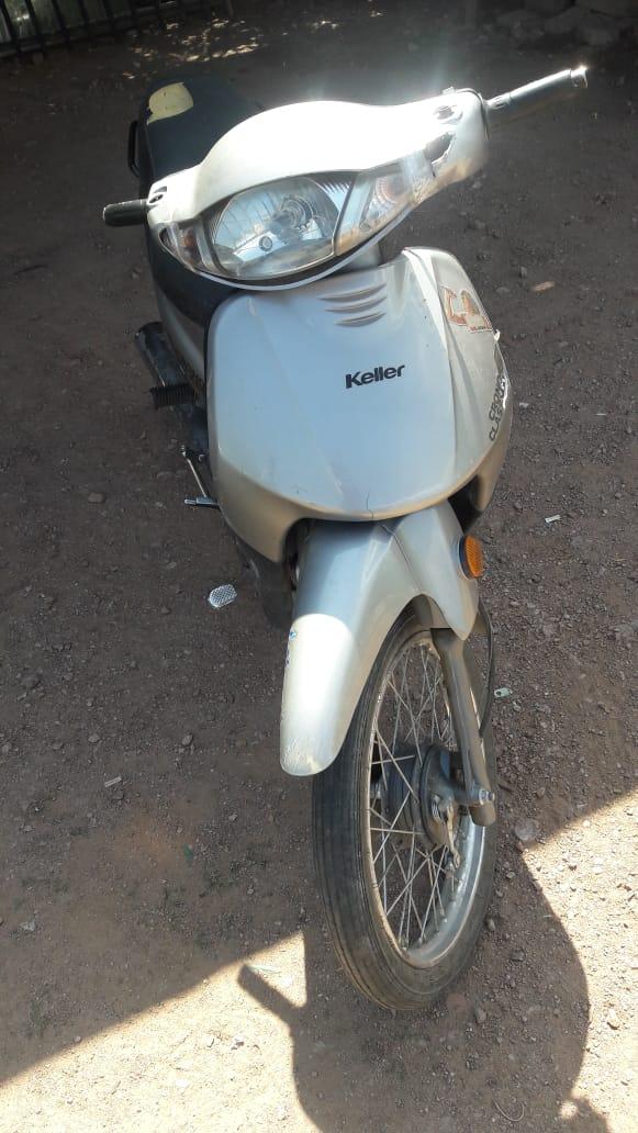 Le quitaron la moto en circunstancias desconocidas
