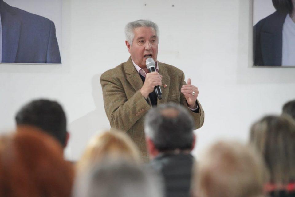 Pedro Spinetti define cómo será su labor en el próximo Concejo