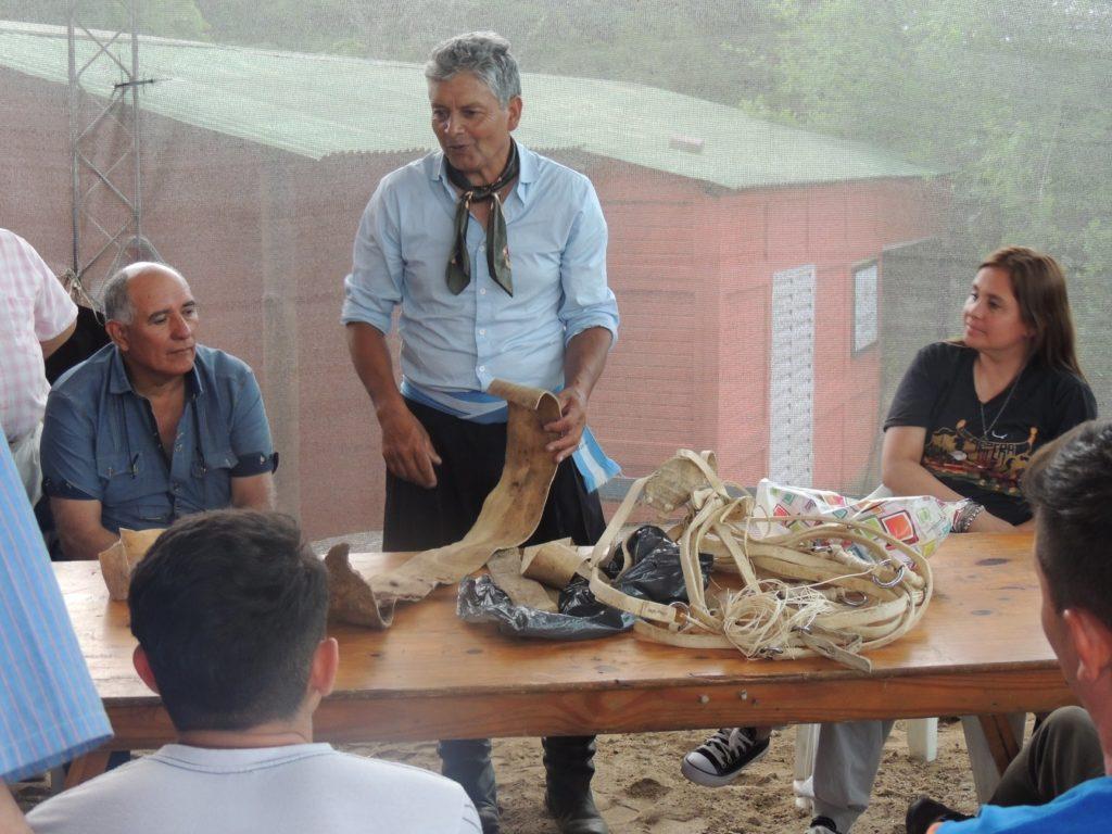 Primer Encuentro Chuncano en San Clemente - Foto: Jesy Acebedo