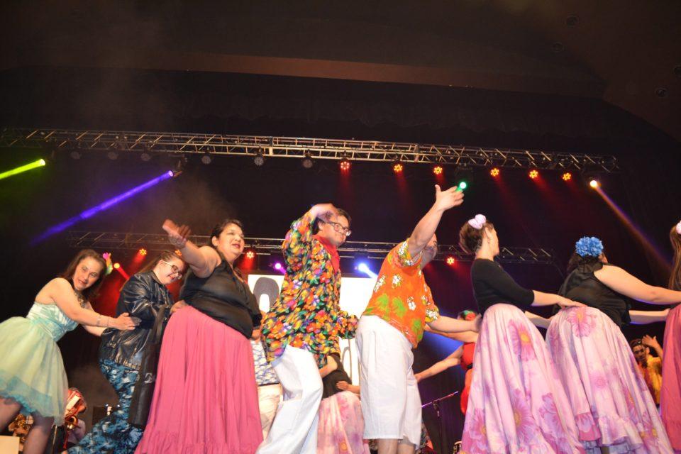 Los Chinajas Timbaleros festejaron su 5to aniversario
