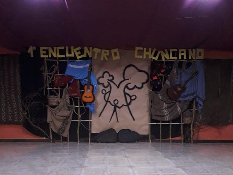 San Clemente vivió a pleno su Primer Encuentro Chuncano