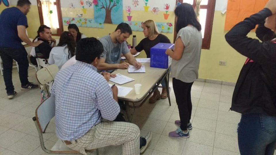 Convocan a conformar listas para elecciones barriales