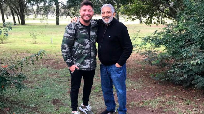 Murió el papá del cantante de cuarteto Damián Córdoba
