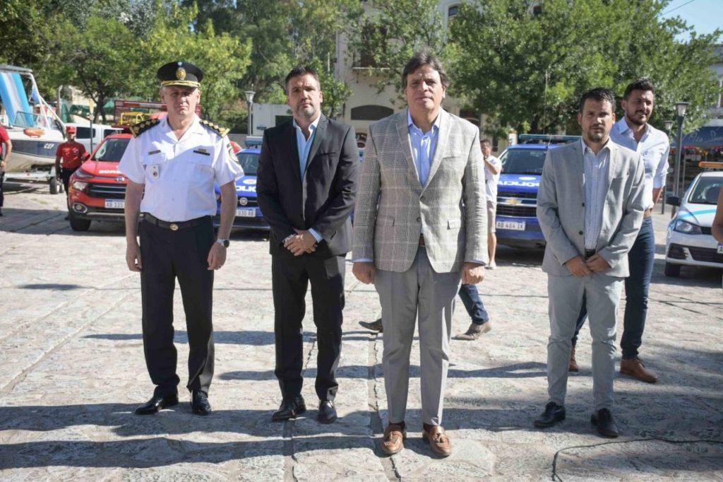 La Policía presentó el Operativo de Seguridad Verano 2020