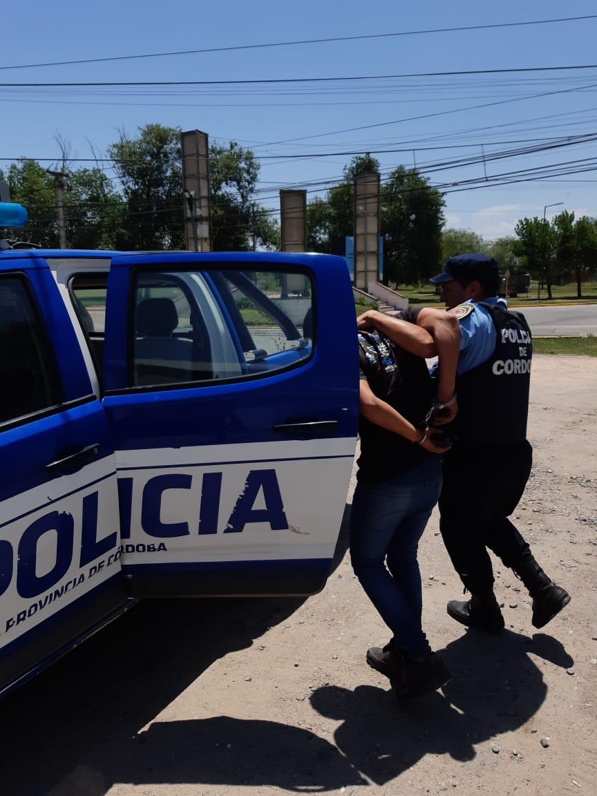 Dos jóvenes quedaron detenidos luego de una riña en Malagueño