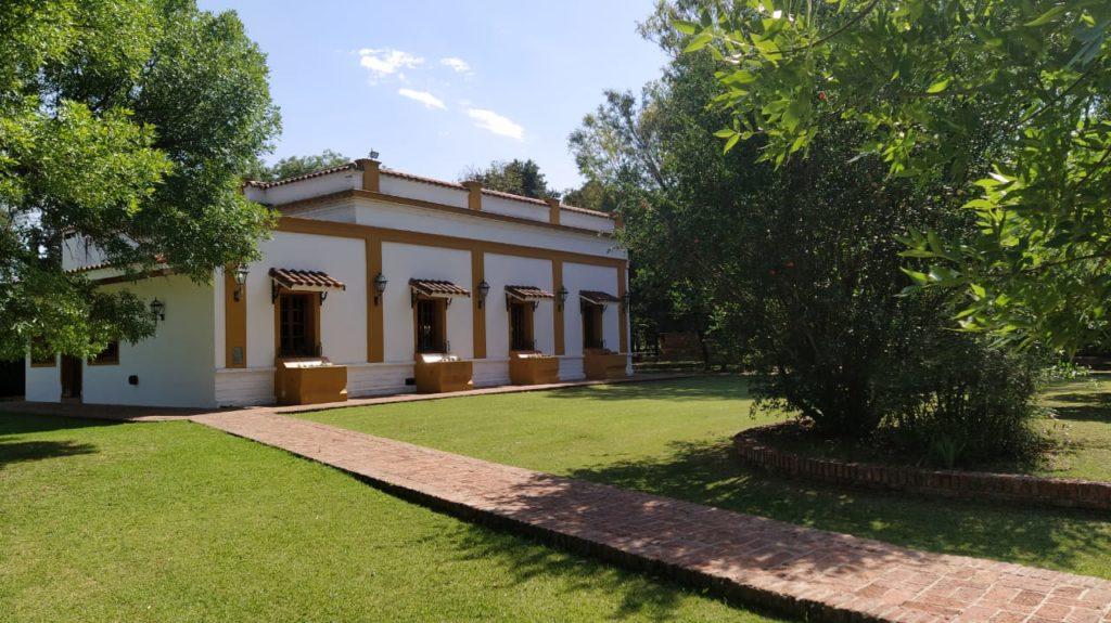 Salón de El Casco