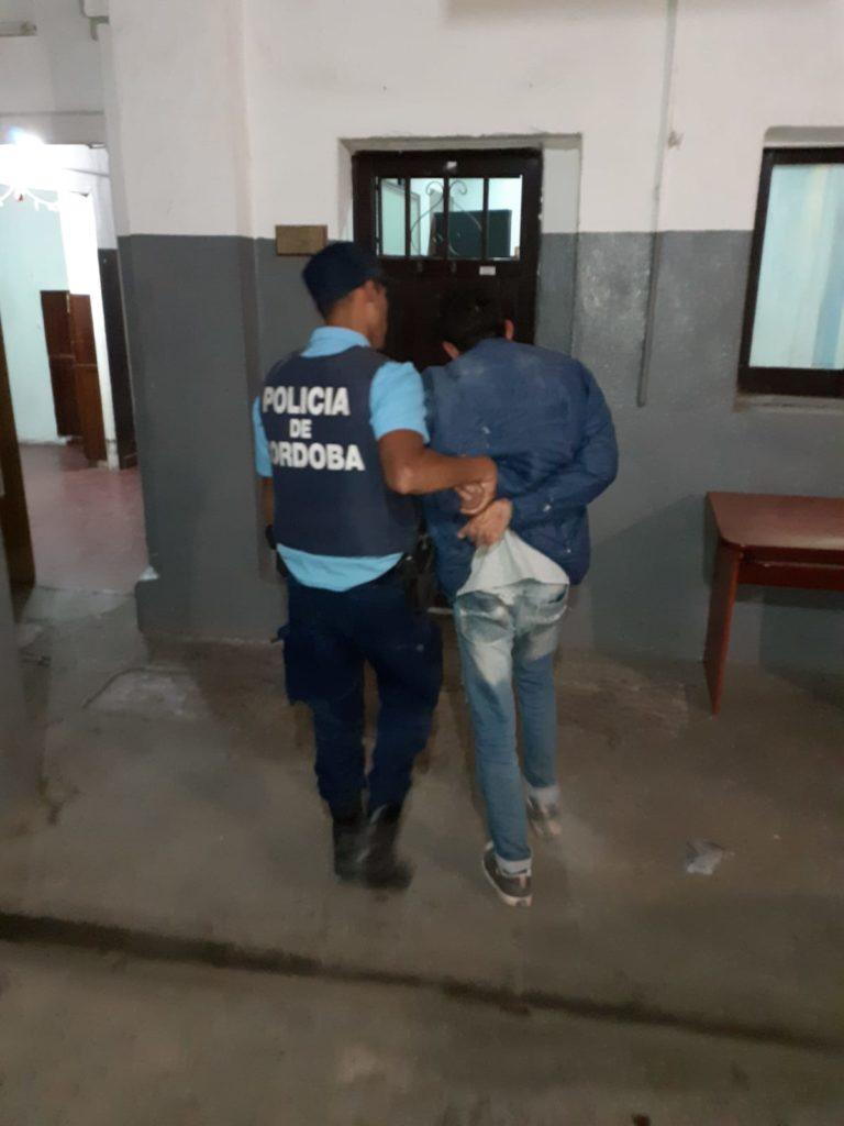 Intento de robo en Anisacate: tres sujetos quedaron detenidos