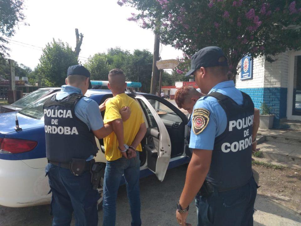 Vecinos frustraron un robo en Las Marianitas