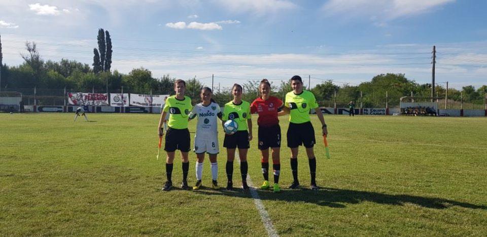 El ex arquero del Deportivo Norte tuvo su primera vez en un partido oficial de AFA.