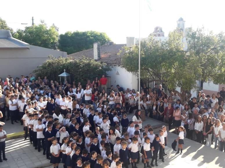 Y un día, el edificio histórico de El Obraje volvió a recibir alumnos