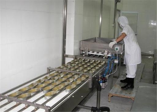 Medidas para establecimientos de producción de alimentos
